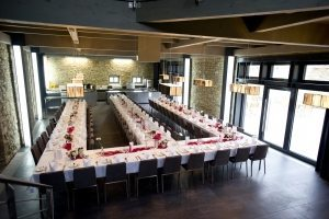 Heiraten in der Eventscheune Hotel Freihof bei Würzburg